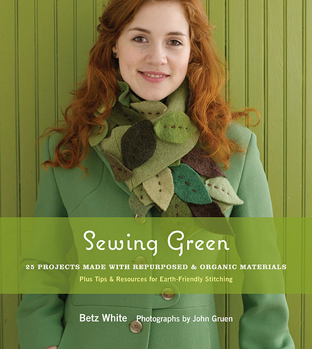 Sewing Green, photo courtesy of Betz White