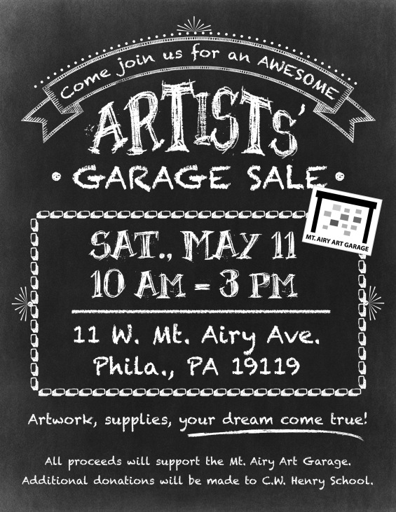 FINAL Garage Sale (new)